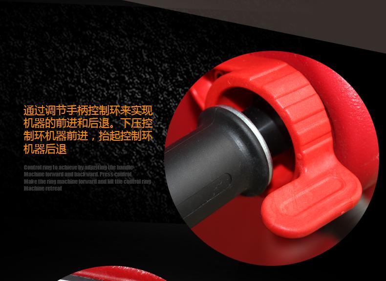 全自动手推式电瓶洗地机XD20详情