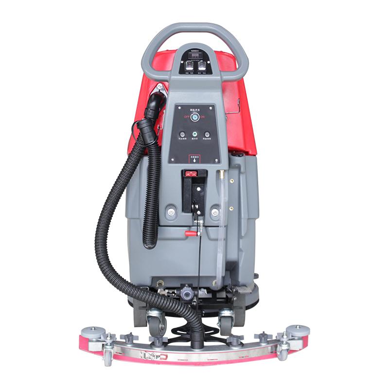 鼎洁盛世手推式洗地机JM5部件图2