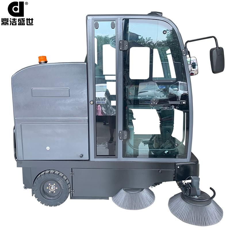 鼎洁盛世DJ2000M驾驶扫地机部件图4