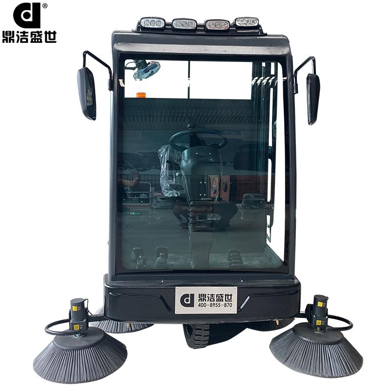 鼎洁盛世DJ2000M驾驶扫地机部件图6