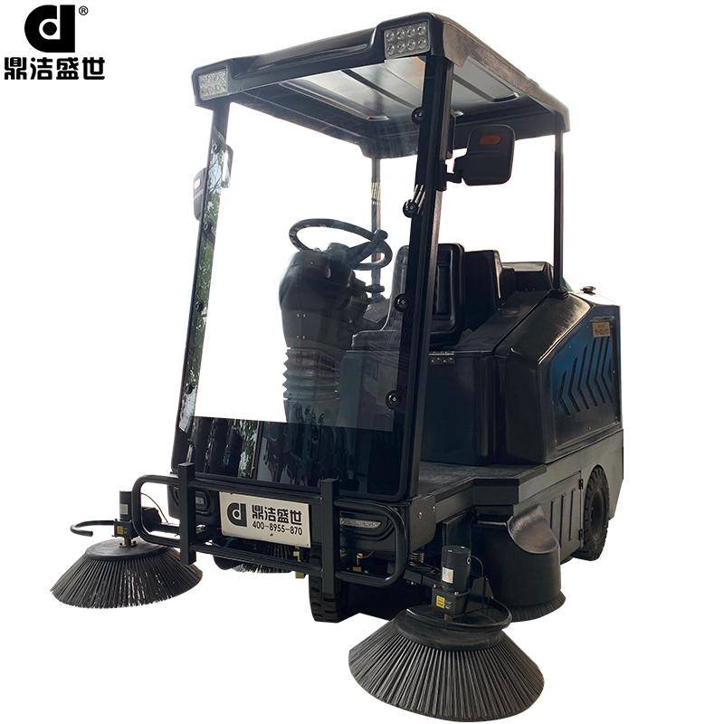 鼎洁盛世品牌DJ1900L半封闭驾驶式扫地机部件图3