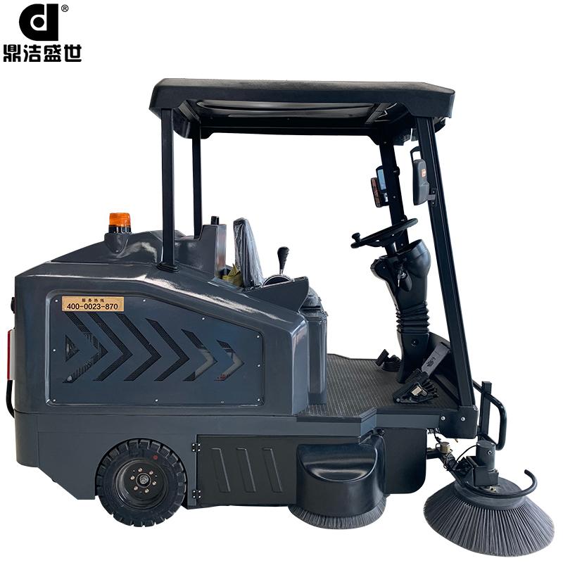 鼎洁盛世品牌DJ1900L半封闭驾驶式扫地机部件图5