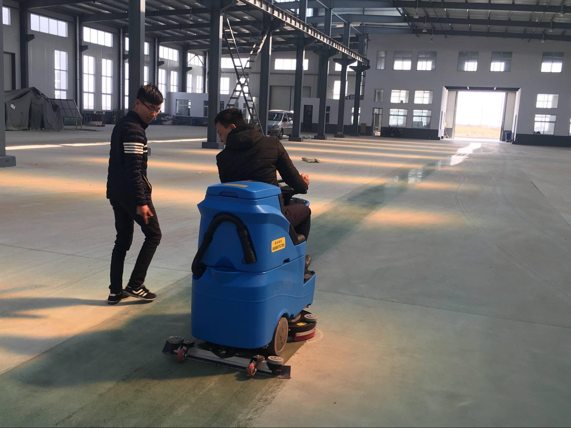 工厂工业用洗地机的日常保养