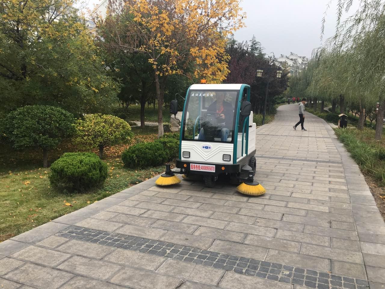 小型大型环卫道路清扫车